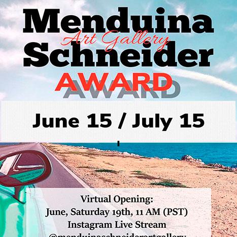 segundo premio Menduina